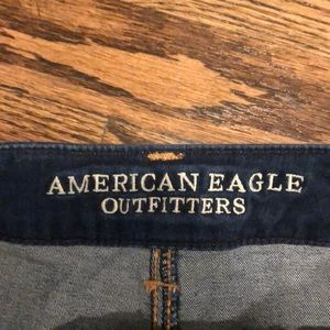 American Eagle Outfitters Shorts - Distressed jean shorts
